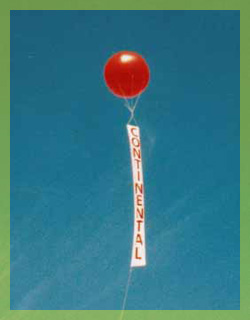 advertising balloon